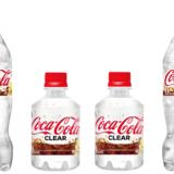 ついにコーラまで!透明な「コカ・コーラ クリア」発売!味は?価格は?