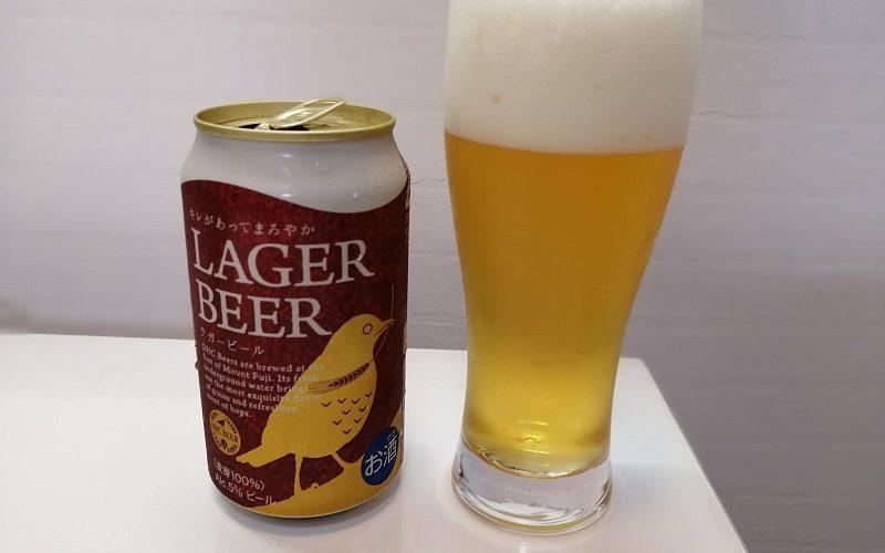 DHCビール「ラガービール」レビュー!